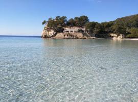 Hotel photo: Galdana Sun And Beach