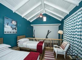 Hotel photo: The Delight Swakopmund
