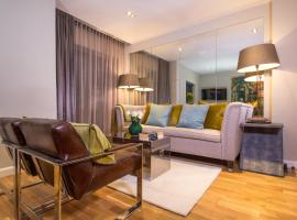 A picture of the hotel: Sophia Gardens Apartment