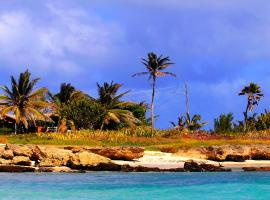 Hotel photo: Seascape Beachhouse Surferspoint Barbados