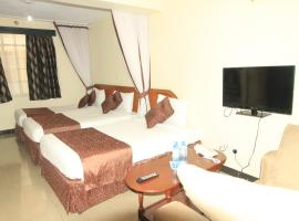 Hotel photo: Emboita Hotel
