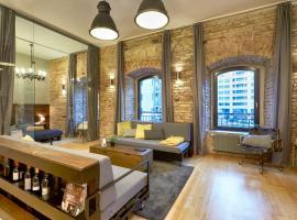 מלון צילום: Loft Apartment Budapest
