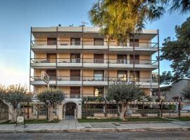 A picture of the hotel: Zina Hotel Apartments