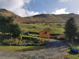 Hotel photo: Stybeck Farm Shephards Hut