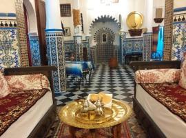 Hotel photo: Hotel Riad Dalia Tetouan