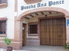Ξενοδοχείο φωτογραφία: Posada Ana Ponce