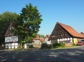 酒店照片: Tegtmeyer zum alten Krug