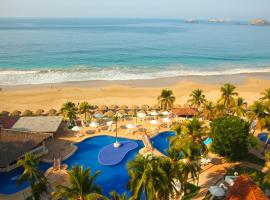 Hotel photo: Krystal Ixtapa