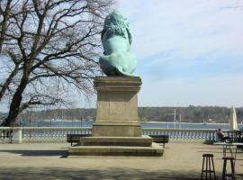 Hotel photo: Apartment am Wannsee