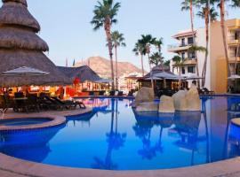Hotel photo: BEST 1BR MARINA & POOL VIEW LUXE JR SUITE IN CABO
