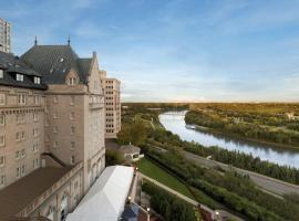 Hotel near Edmonton