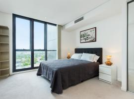 Hotel photo: Top Ryde fully self contained 2 bed apartment (603DEV)