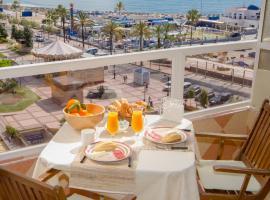 A picture of the hotel: Ahro Suite Fuengirola