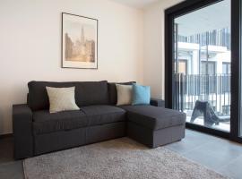 Hotel photo: IMA Apartments Tabaksfield