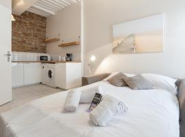 Hotel photo: The Cosy SAXE GAMBETTA