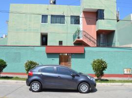 Hotel photo: Las Terrazas de Maranga