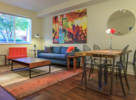 Hotel photo: Stunning Silicon Valley Apartment in Sunnyvale 1106