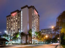 A picture of the hotel: Hampton Inn Ft. Lauderdale /Downtown Las Olas Area