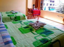 Hotel near Cusco
