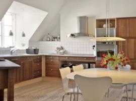 Hotel Photo: ApartmentInCopenhagen Apartment 182