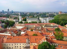 Hotel Photo: Vilnius Apartments - Vingriai