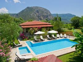 A picture of the hotel: Villa D'Louca