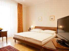 Hotel near Wiedeń