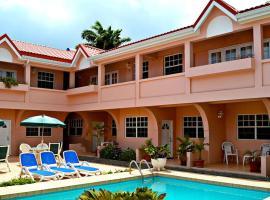 Hotel photo: Beach Cross Villa Apartments