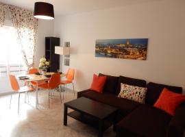Хотел снимка: Apartamentos Vive Sevilla