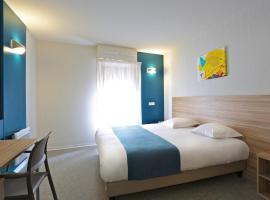 Hotel photo: Apparteo Marseille