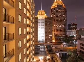 Hotel fotografie: Embassy Suites San Antonio Riverwalk-Downtown