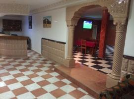 Hotel near Moritanya