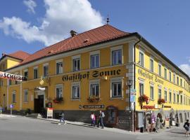 Hotel photo: Gasthof Sonne