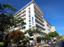 Hotel near Portoriko
