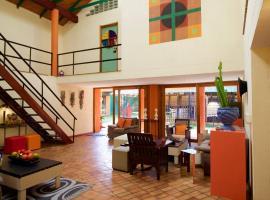 Hotel near Victoria Falls