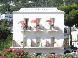 Hotel photo: Albergo Italia - Vintage Hotel