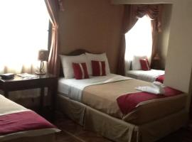 Hotel near Comayagua