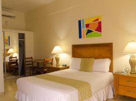 Hotel near Saint Martin