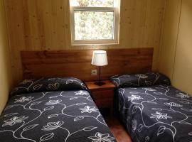 Hotel photo: Camping Cubillas