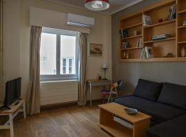 Hotel photo: Miranda's Apartment in Thissio