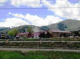 Hotel photo: Best Western Landmark Inn