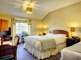 Hotel near Irlanda