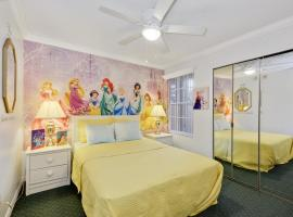 Hotel photo: Wizard and Princess Decorated Vacation Condo