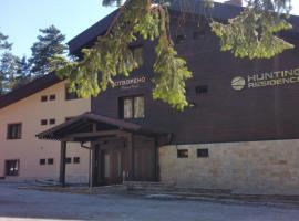 Hotel near Siedem Jezior