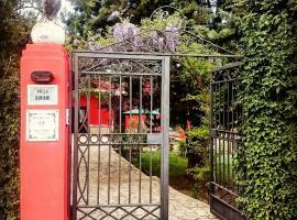 Hotel fotografie: B&B Villa Damiani