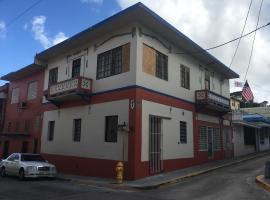 A picture of the hotel: Manati City Inn Hotels