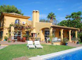 Hotel foto: Beautiful Villa in Mijas with Pool