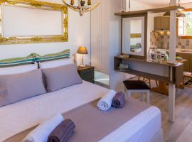 A picture of the hotel: Lindos SeaStar Apartment