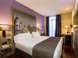 A picture of the hotel: Leonardo Hotel Madrid City Center