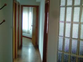 Hotel photo: Apartamento Cangas